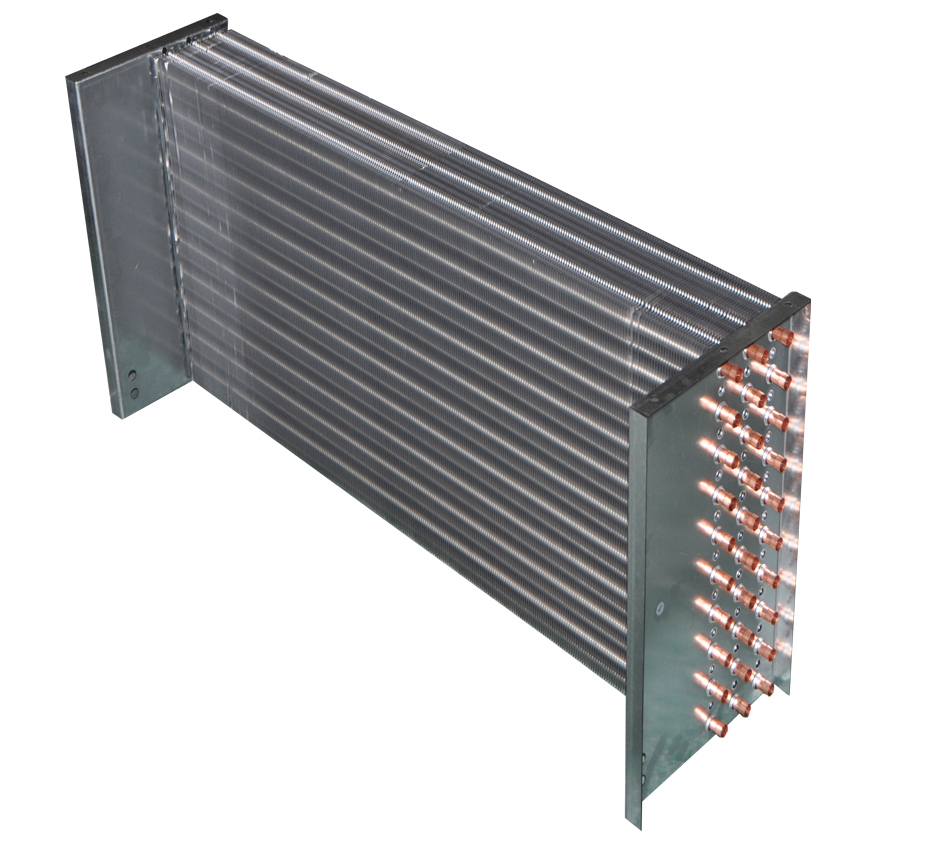Stainless Steel Refrigeration Evaporator Coil For Blast Cold Room Refrigerator Product