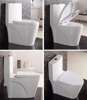 Design Chinese Sanitary Ware Ceramic Indian Water Closet Size ...