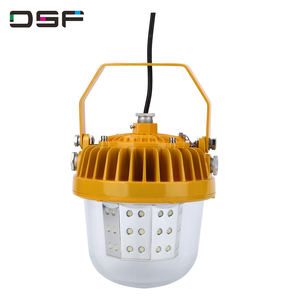 ATEX IECEx Approved Platform Type Lamp 60W Led Explosion-proof Light Fittings