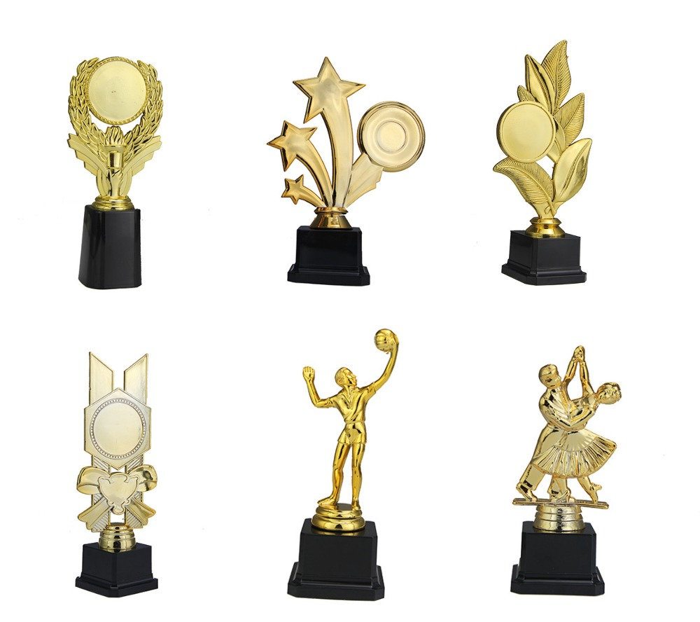 China supplier wholesale high quality dancing trophy for award replica grammy award trophy