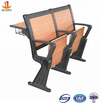 Comfortable College School Student Chairs With Tables Attached Tablet Arm    Buy Student Chair With Tablet Arm,Training Chairs With Tables ...