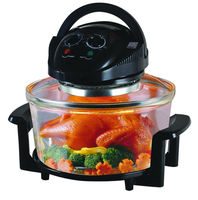Black 12L halogen oven prices AH-C11 GS(CE A13 APPROVED)