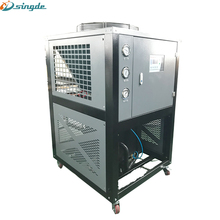 10hp luchtgekoelde glycol <span class=keywords><strong>chiller</strong></span> voor extruder