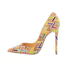 New fashionable court shoes high heel women shoes ladies spring 2018