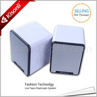 2015 New Design Mini USB Amplifier Speaker For Laptop/Computer/Smartphone