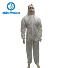 Disposable Nonwoven Medical Coverall Suit For Sale