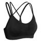 Fitness Active Wear Vest Tops Shirt Athletic Clothing Women Gril Sexy Yoga Padded Sport Shockproof Sports Bra