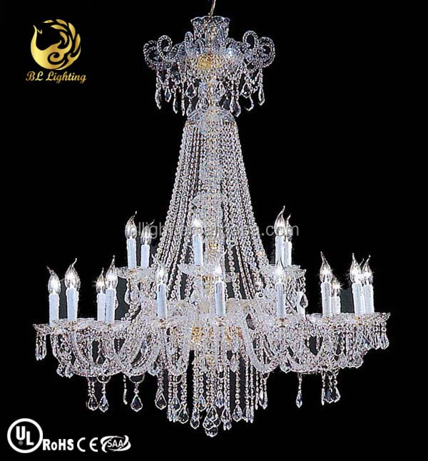big modern wholesale wedding chandelier centerpiece crystal pendant led light