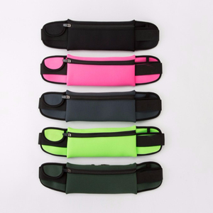 Waterproof Neoprene Waist Pack Running Belt Fit All Smartphones