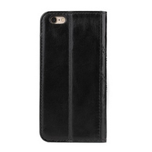 Customized antique leather skin for iphone 6 case