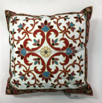 Indian Hand Embroidered Wholesale Decorative Pillow Covers Buy Amazing Decorative Pillow Covers Wholesale
