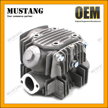 Motorcycle Spare Parts 110cc Cylinder Head