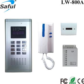 simple wire diagram audio door phone for 1000 apartments buy rh alibaba com Telephone Wiring Diagram Wires Residential Telephone Wiring Diagram