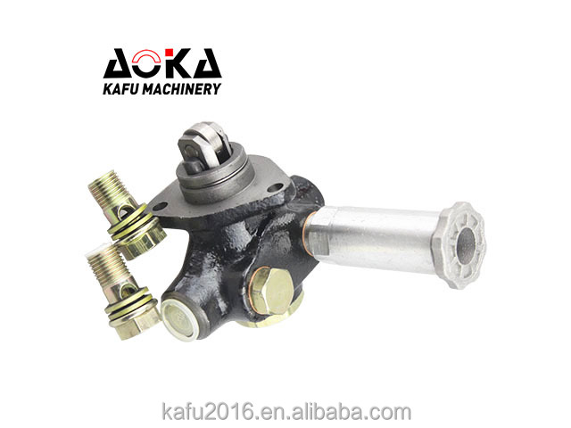 Excavator fuel injection pump 6D14 S6K for sales