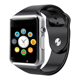 Bluetooth smartwatch wireless waterproof A1 android WFI smartwatch price for iphone, Smart Watch Digital With Camera SIM Card