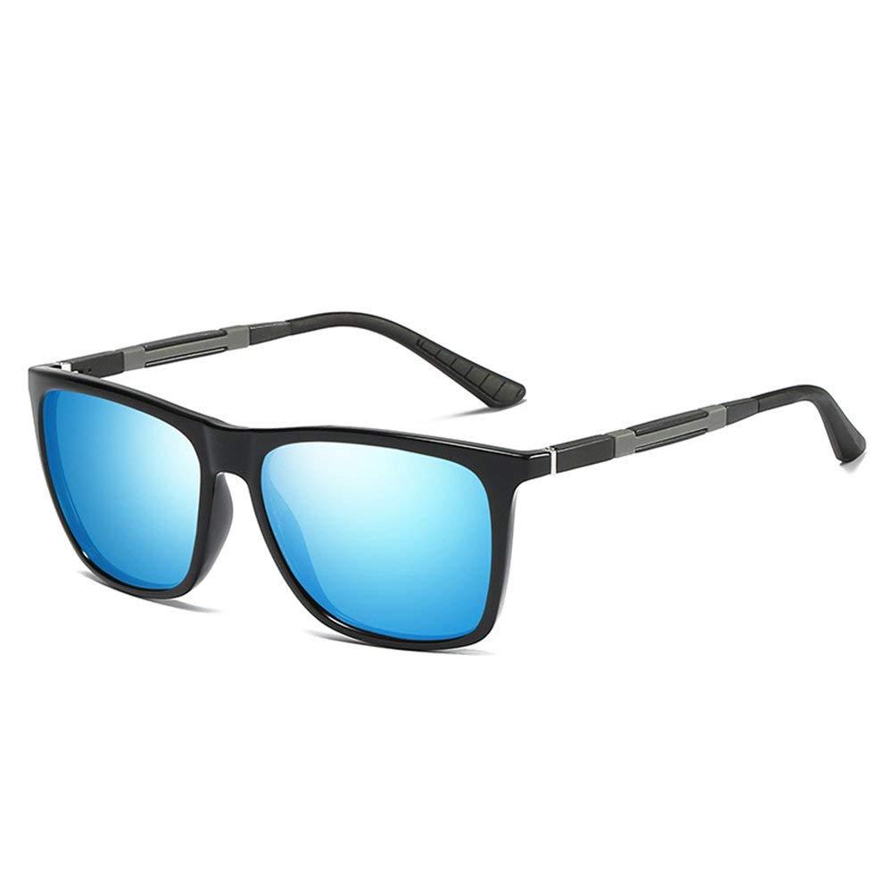ZTMXEK Unisex Polarized Aluminum Sunglasses Vintage UV Protection Sunglasses for Driving Outdoor Sports