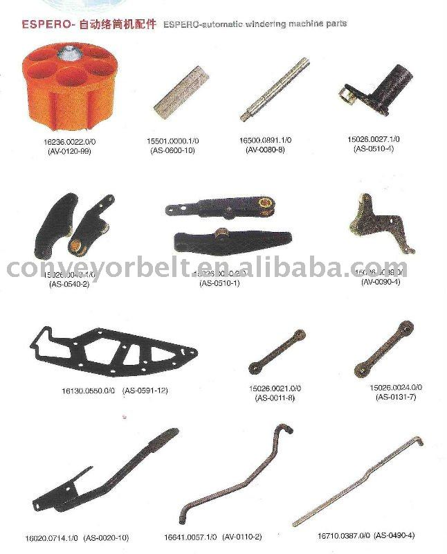 Savio autoconer machinery parts