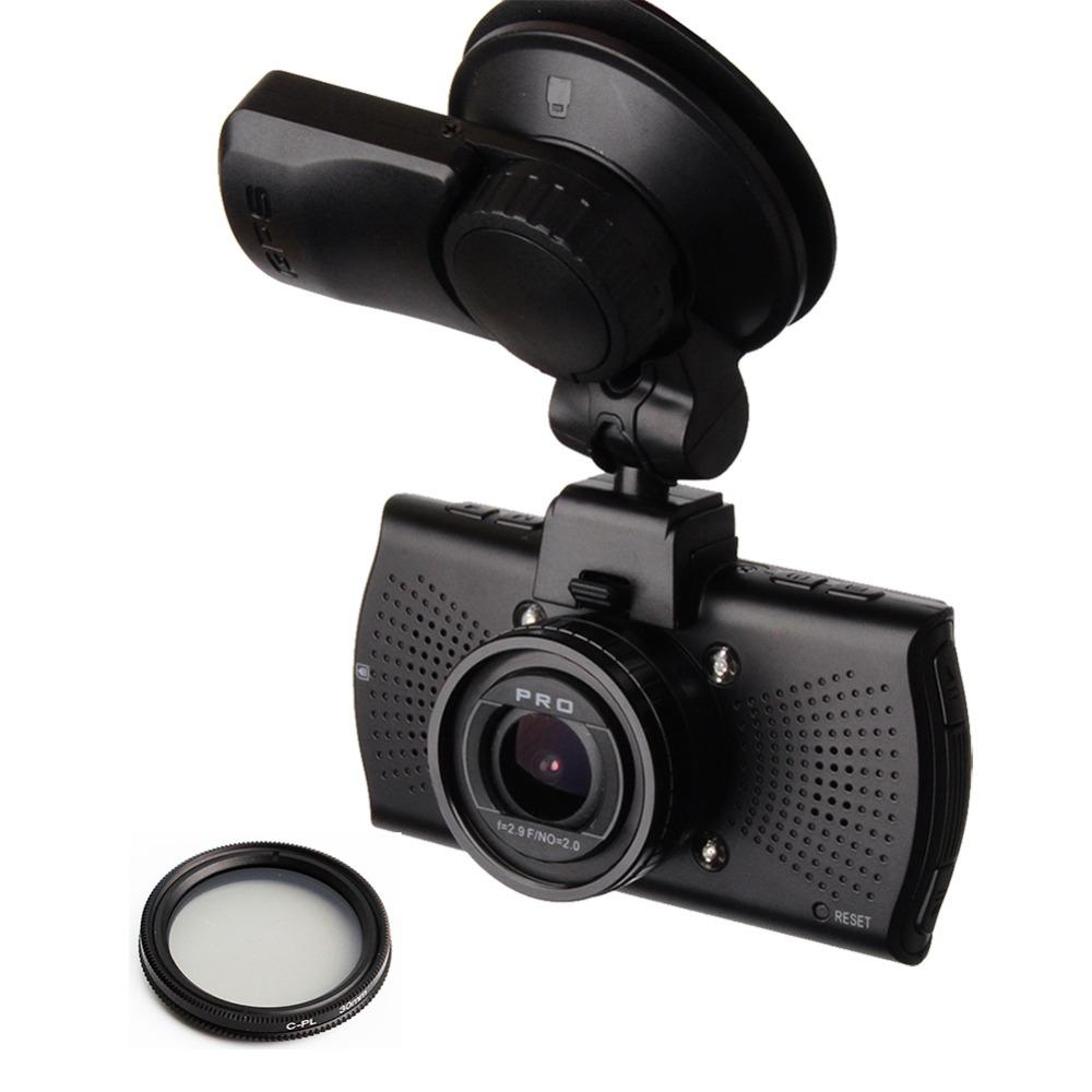 car dvrs camera a7810g pro ambarella a7la70 car dvr 1296p night vision camcorder ldws video. Black Bedroom Furniture Sets. Home Design Ideas