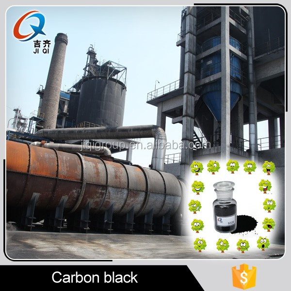 2017 SHANDONG JIQI China large manufacturer tyre recycled carbon black use