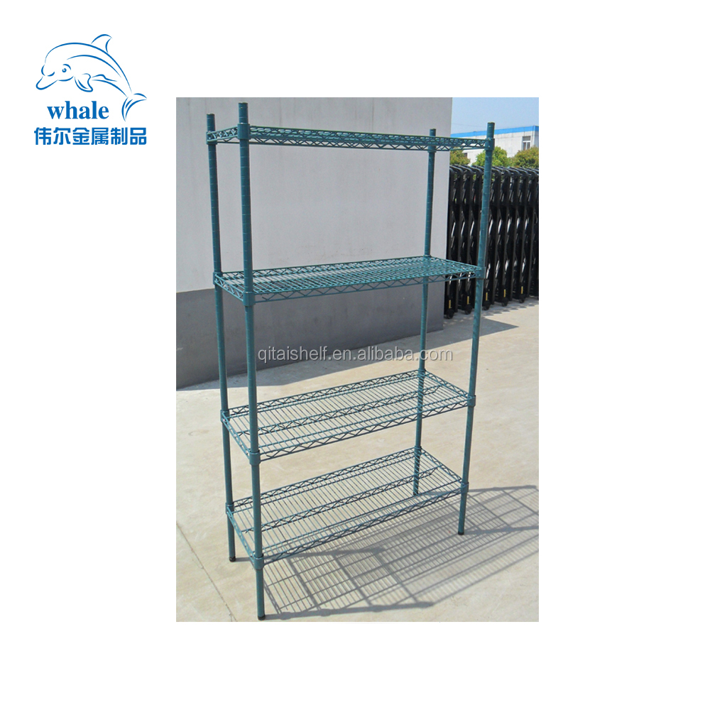 Green Wire Shelving, Green Wire Shelving Suppliers and Manufacturers ...