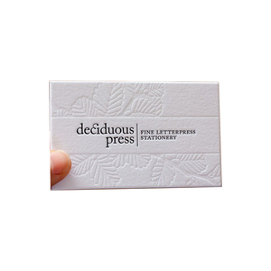 Embossing Business Card India Wholesale Card Suppliers Alibaba