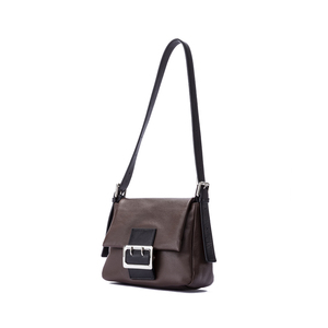 Gionar New Design Simple Ladies Super Soft Cowhide Genuine Leather Women Crossbody Bags