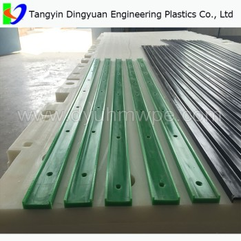 Uhmwpe Plastic Wear Resistant Strips Uhmw Wear Strips