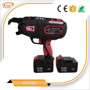 China rebar tying machine automatic battery charger civil construction tools wire bending tool