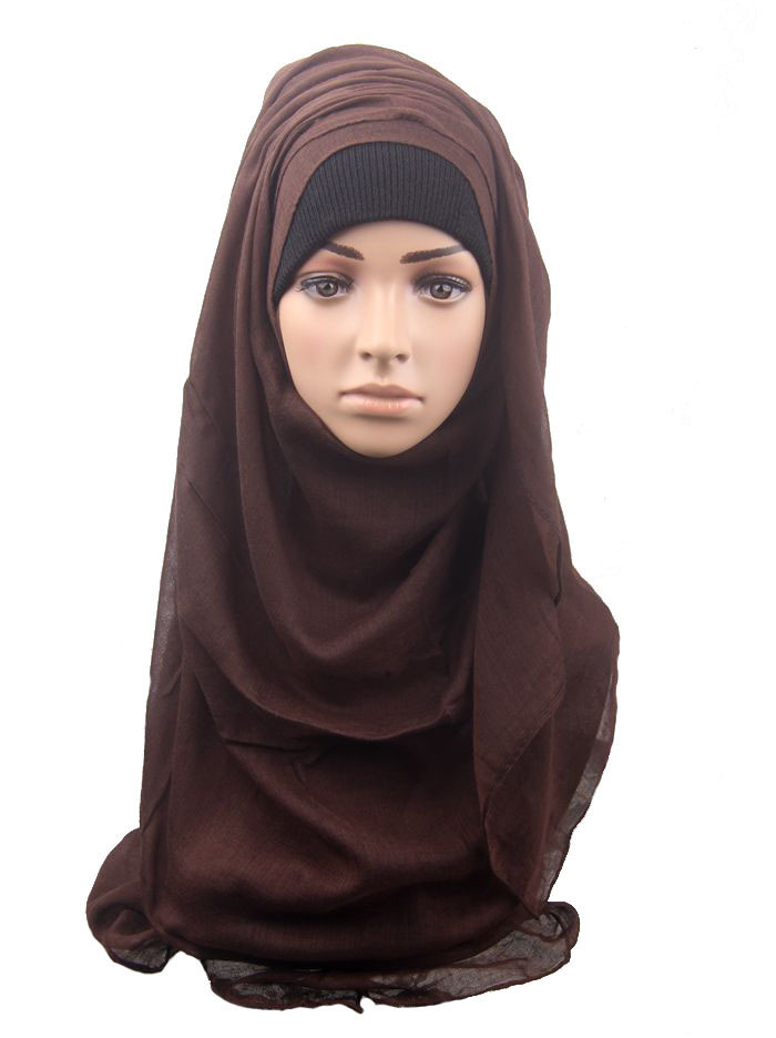 get quotations solid color plain hijab scarf fashion wraps foulard viscose cotton maxi shawls soft long islamic muslim - Foulard Color