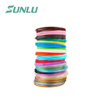 High Quality Factory Direct Pack Refills 1.75 mm hdpe filament for 3d printer pen 20 inch each roll filament