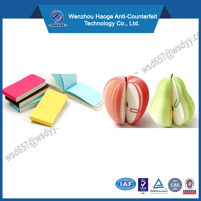 Custom fruit shaped memo pad,sticky memo pad