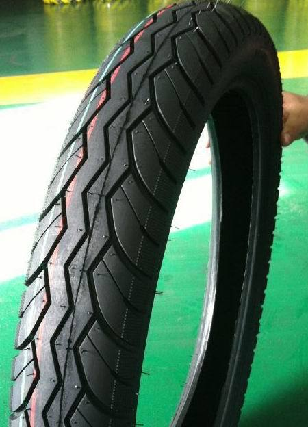 tubeless motorcycle tire 90/90-18 for Venezuela market (OWN FACTORY with DOT ISO CCC )