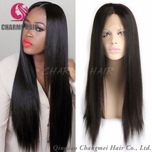 Factory direct selling cheap price full lace front human hair wigs