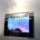 Full Tv Mirrors With Lights Full Length Beauty Salon Light Up Vanity TV Mirror With Defogger