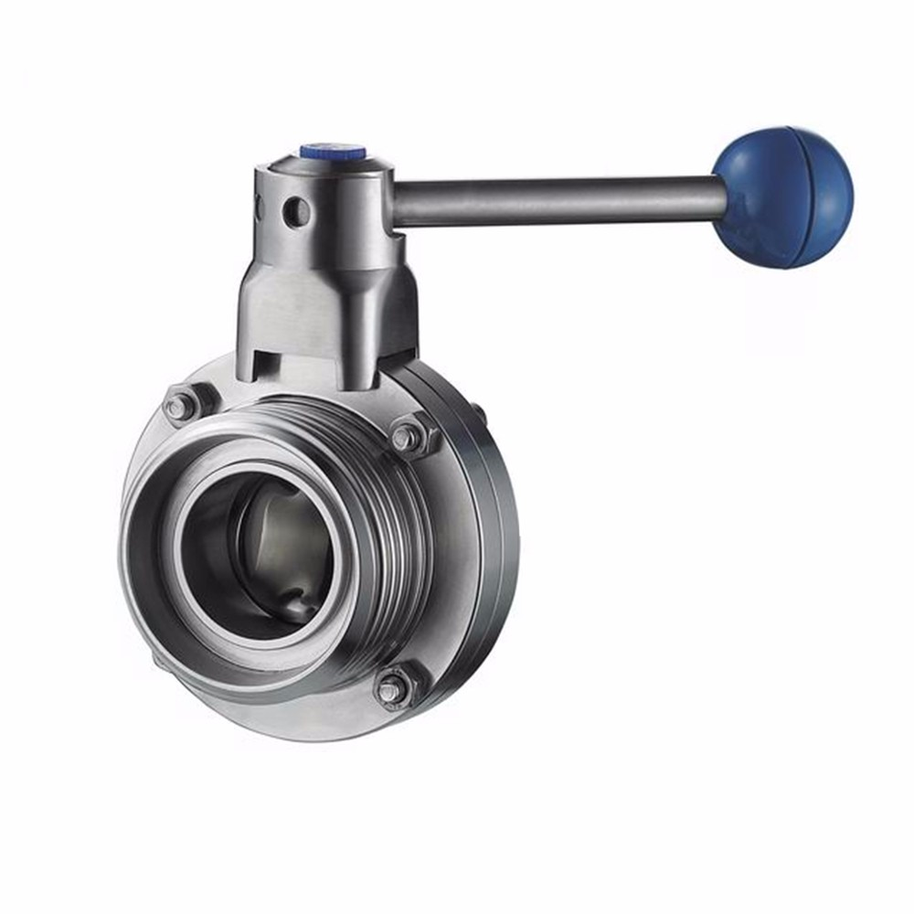 Widely use professional made sanitary butterfly valve handles