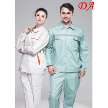 Superior T/C Doule Layer Thick Protective Labour Suit