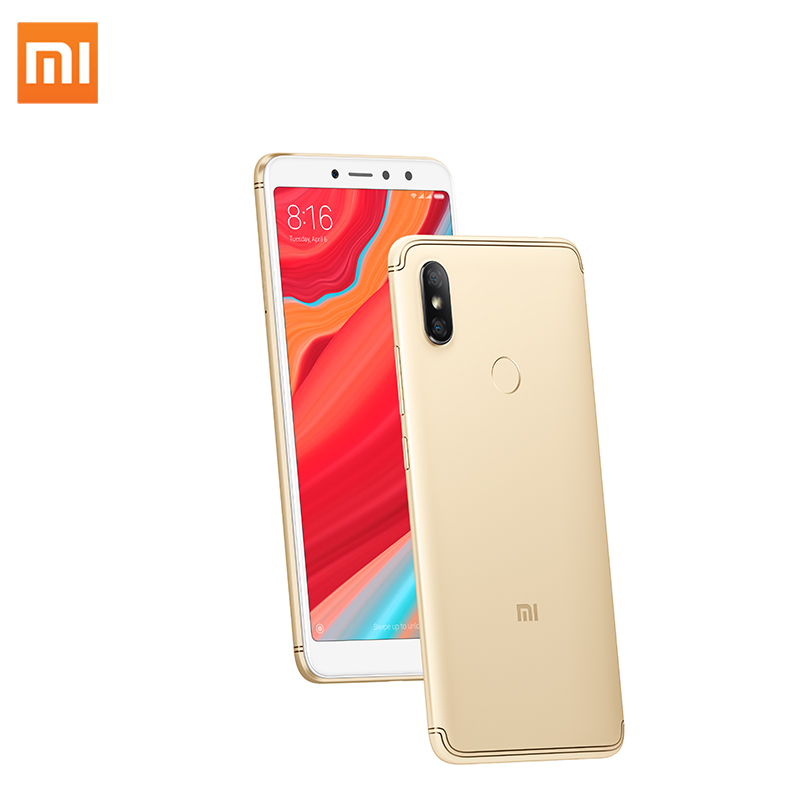 Global Version Xiaomi Redmi S2 5.99'' dual <strong>sim</strong> 16.0MP 4 64GB smartphone