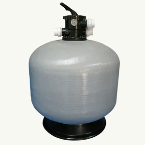Top mount industrial pool quartz pressure emaux sand filter