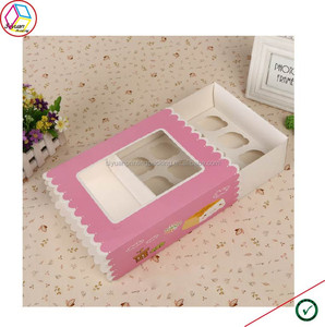 High Quality Rich Cake Boxes