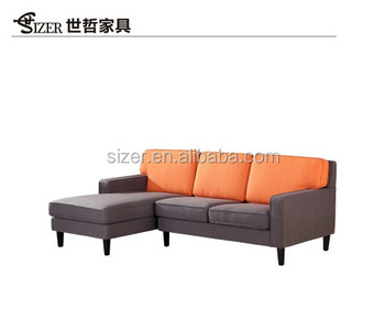 Modern Design Fabric Corner Sofa For Home Furniture Buy