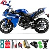 2002 2003 YZFR1 blue fairing YZF-R1 2003 2002 Custom Fairing Fit For yamaha YZF R1 2002 2003