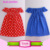 China supplier kid sleeveless vintage floral dress fashion frock baby girl party princess boutique cotton bat-like loose dresses