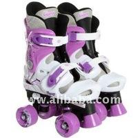 Osprey Girls Quad Roller Adjustable Skates