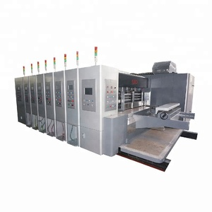 GIGA LX-608CN Kraft Paper Made Box Machine/ Economic Priced/ recycle carton making machine