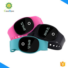 CooSpo New Arrival Digital Bluetooth Smart Calorie Counter Wristband Fitness Activity Tracker Pedometer