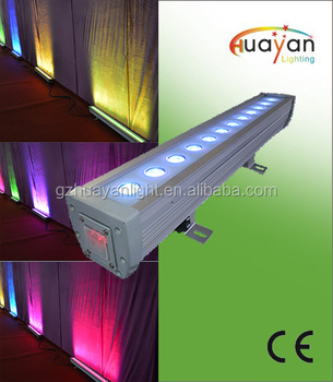 Hot Sale 12*3w Rgb 3in1 Led High Power Wall Washer Light,500mm ...