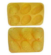High quality eco-friendly silicone molds/moulds cake decoration