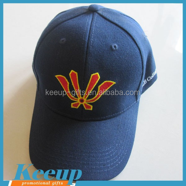 High Standard promotion gifts cheap football baseball caps for sale