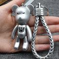5pcs set 18 Styles Gloomy Popobe Violence Bear Momo Braid Keychain Cartoon Keychain Bag Ornaments Pendant
