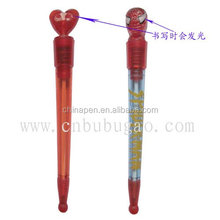 spider-man shaped ballpen /novelty stationery/promotional pens